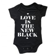 "Body ""Love is the new black"" - Preto"
