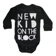 Body New Kid - Preto