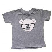 Camiseta Coala - Cinza