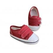 Tenis Baby Vermelho - Velcro