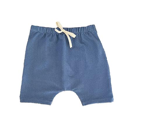 Bermuda Saruel Jeans Fake