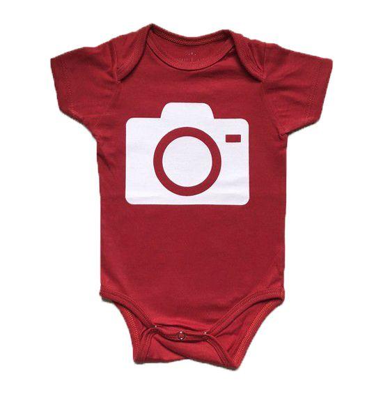 Body Câmera - Vermelha