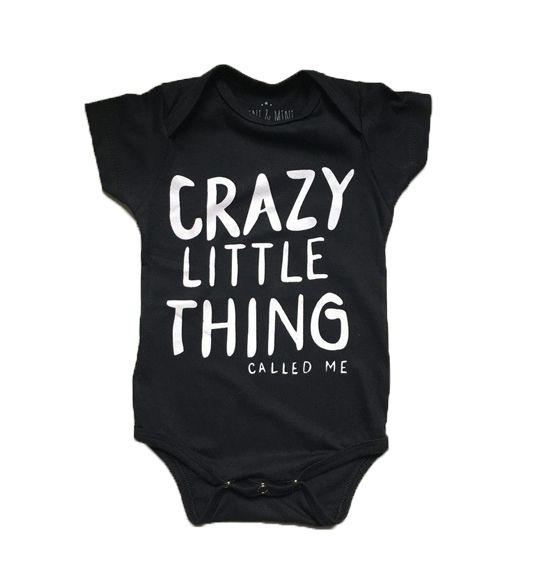 Body Crazy Little Thing - Preto