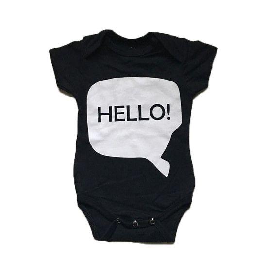 Body Hello - Preto