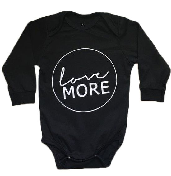 Body Love More - Preto
