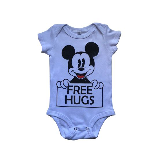 Body Mickey - Free Hugs