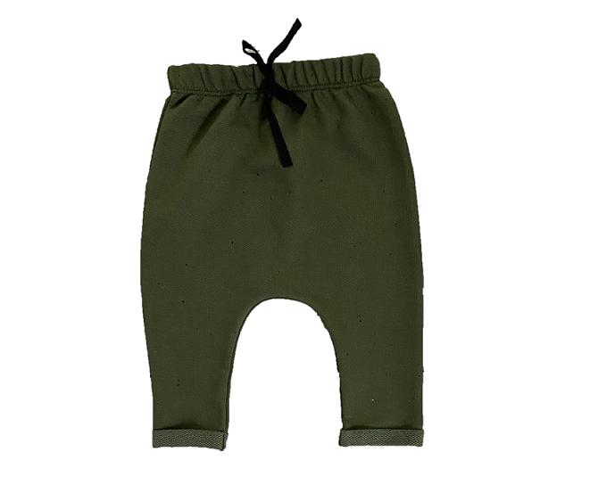 Calça Verde Militar