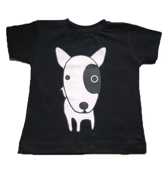 Camiseta Dog - Preta