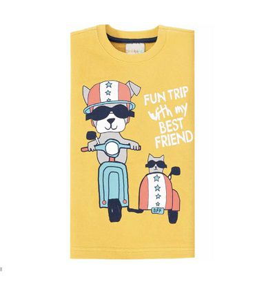 Camiseta Moletinho Best Friend - Manga Longa
