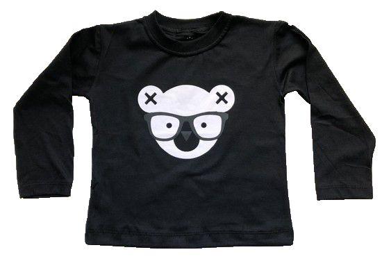 Camiseta Coala Preta
