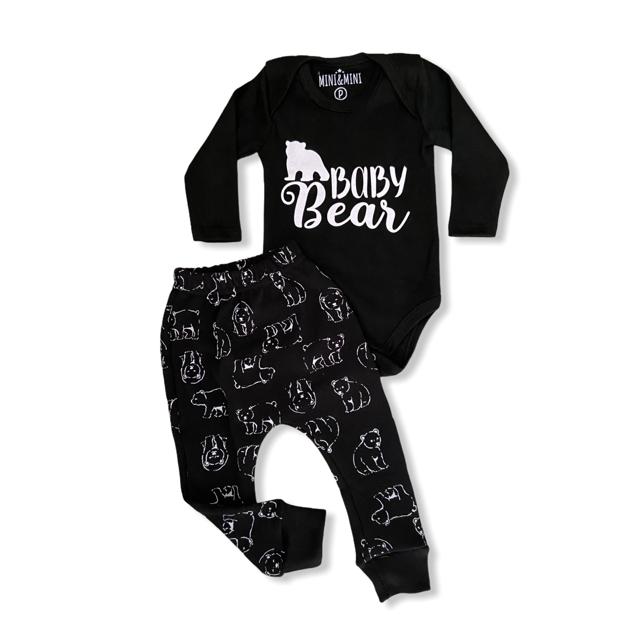 Conjunto Baby Bear