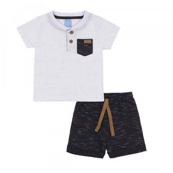 Conjunto Camiseta + Bermuda