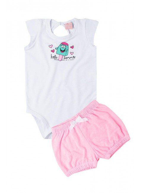 Conjunto Hello Summer