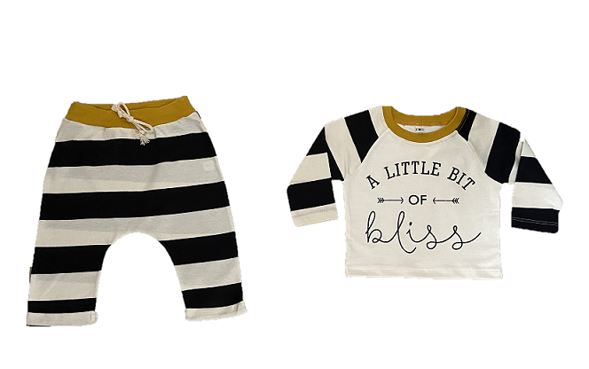 Conjunto Little Bit of Bliss!