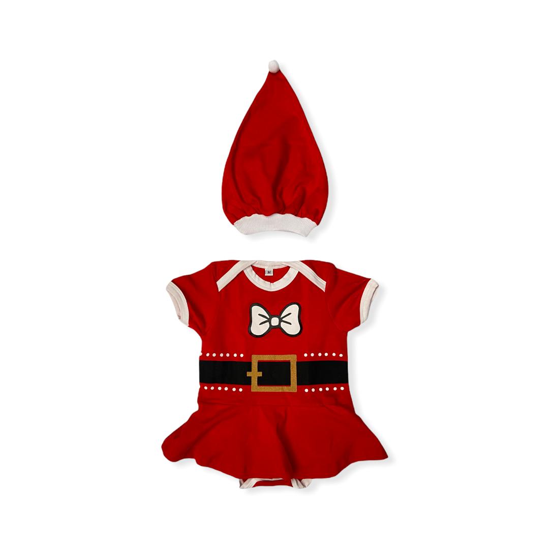 Conjunto Natal - Mamãe Noel