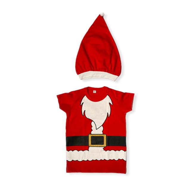 Conjunto Natal - Papai Noel
