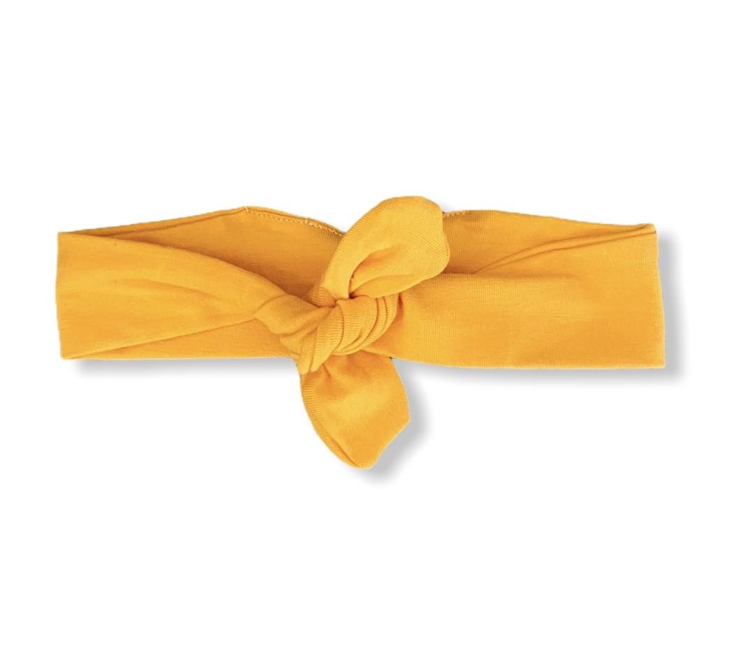 Faixa Baby - Amarelo Mostarda