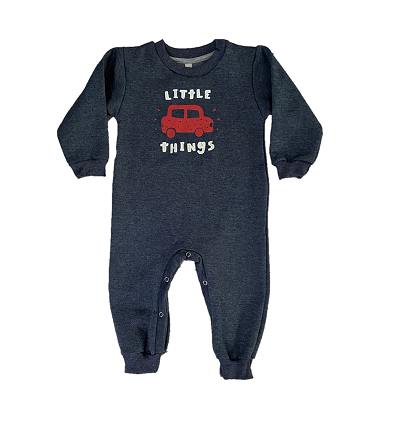 Macacão Moletom - Little Thing
