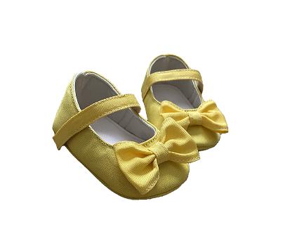 Sapatilha Baby - Amarela