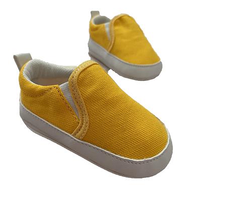 Sapatinho Baby Amarelo