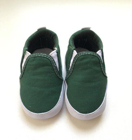 Sapatinho Baby Verde