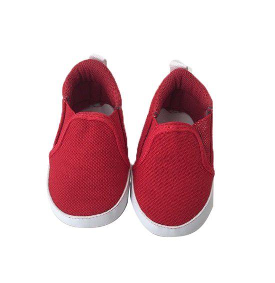 Sapatinho Baby - Vermelho