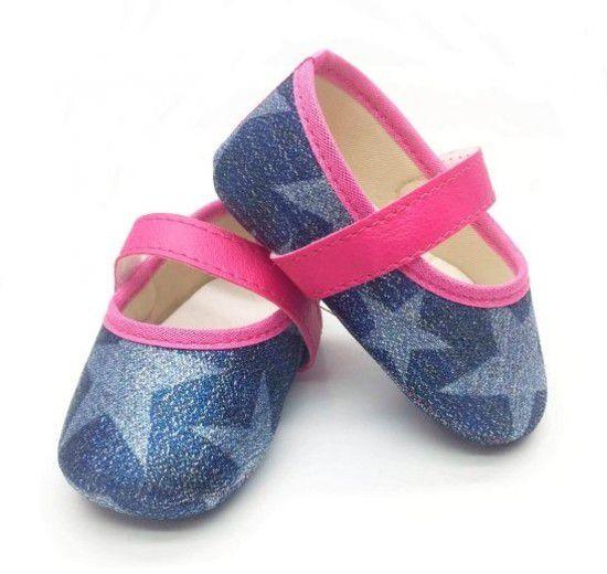 Sapatinho Estrelas - Pink