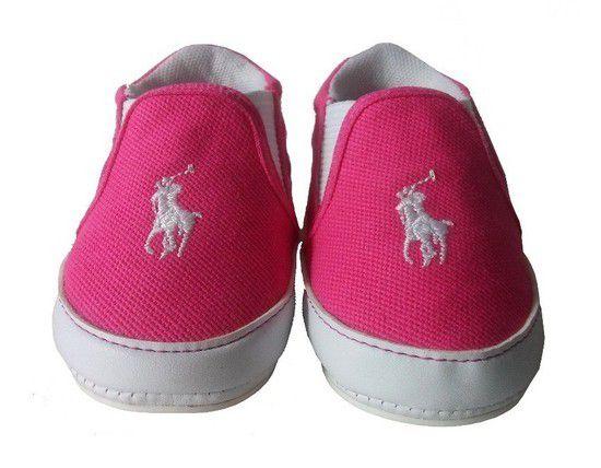Sapatinho Polo Baby - Pink