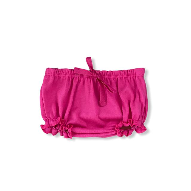 Tapa Fralda Frufu - Pink