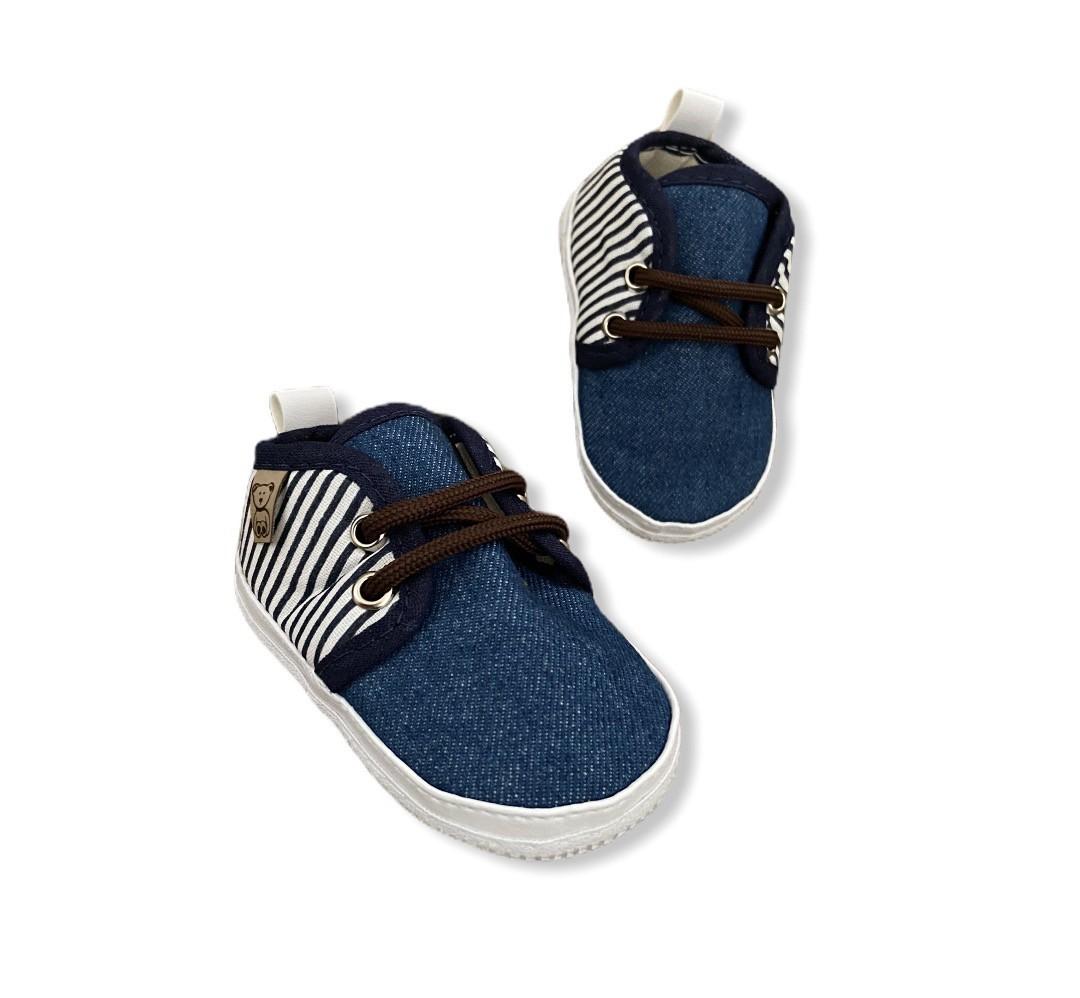 Tênis Baby - Jeans
