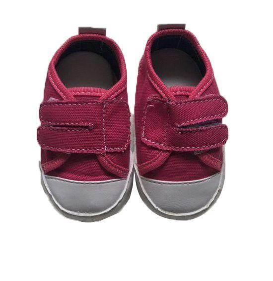 Tênis Baby Velcro - Pink