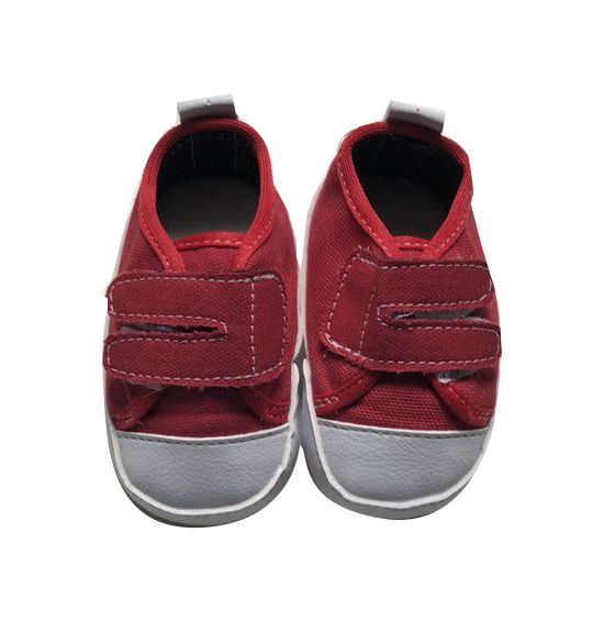Tênis Baby Velcro - Vermelho
