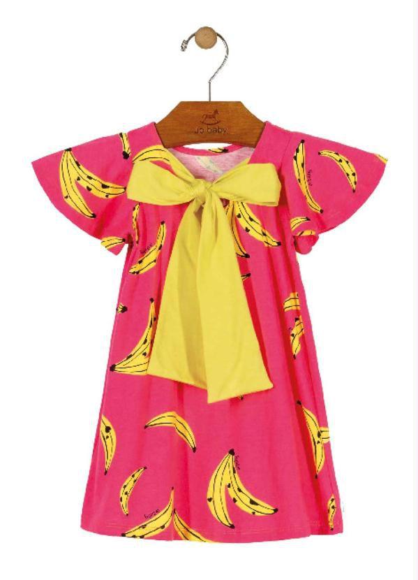 Vestido Bananas