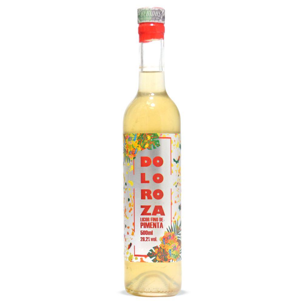 Licor Fino DoLoroza Pimenta 500ml