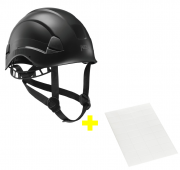 Capacete Vertex Best + Adesivos Transparentes para Personalização Petzl