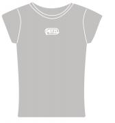 Eve - Camiseta Feminina Cor Cinza Petzl
