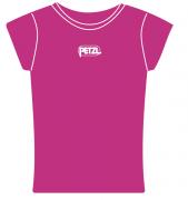 Eve - Camiseta Feminina Cor Fúcsia Petzl