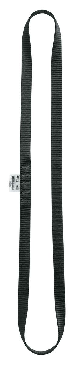 Anneau - Fita anel para ancoragem cor preta Petzl