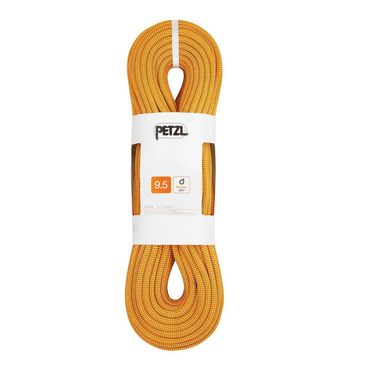 Arial 9,5 mm - Corda Dinâmica 60 Metros Petzl