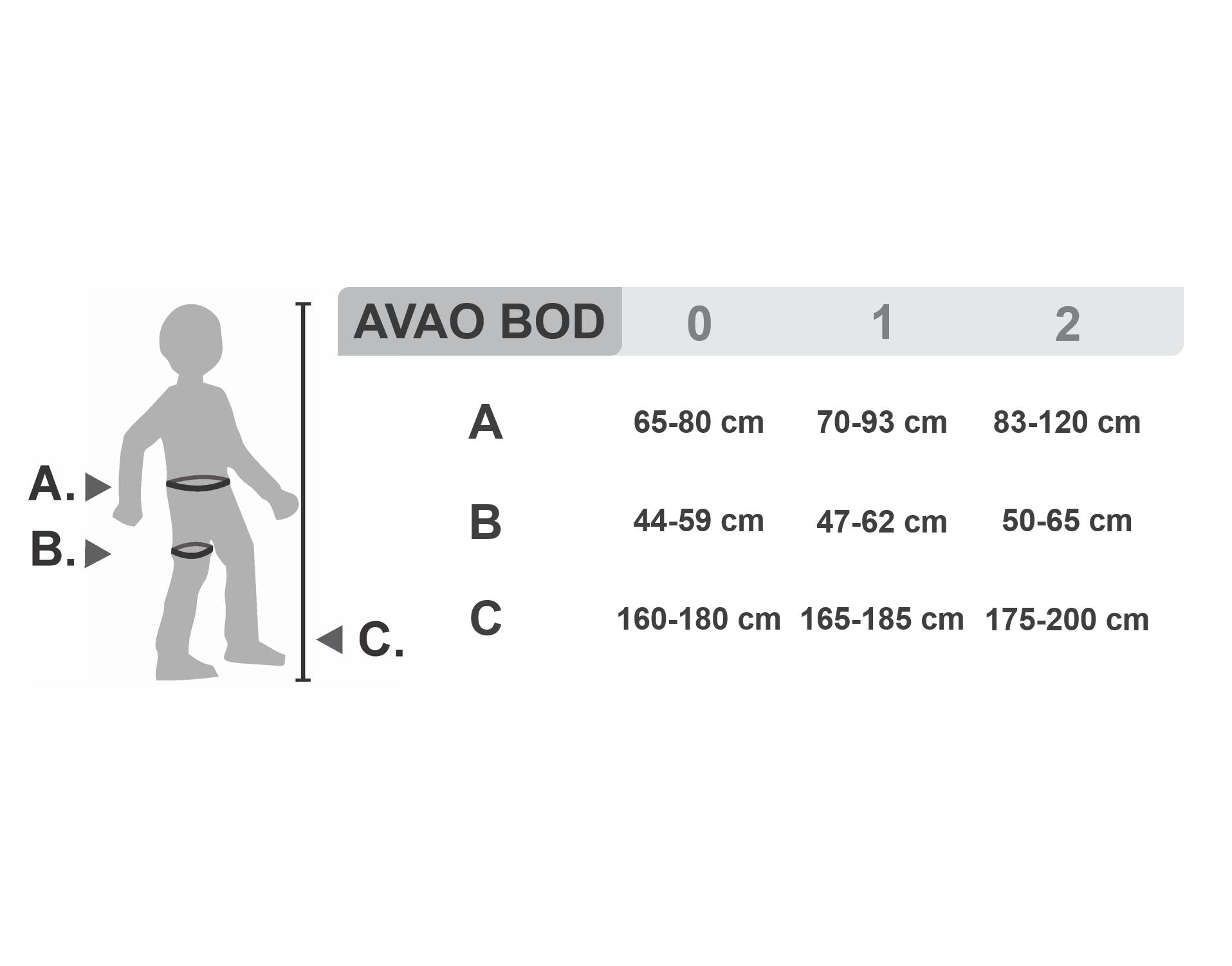 Avao Bod - Cinturão de Segurança Petzl