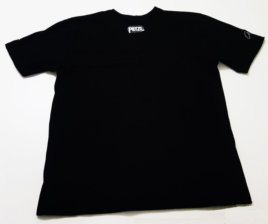 Camiseta Petzl Cor Preta