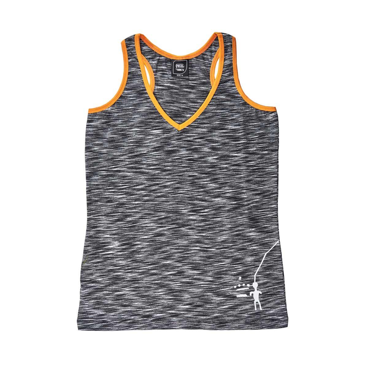 City Sport - Camiseta Feminina Regata Tamanho M Petzl