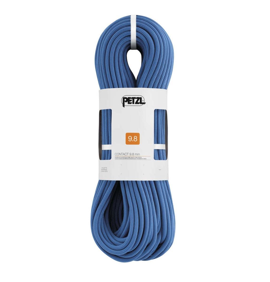 Contact 9,8 mm - Corda Dinâmica 60 Metros Petzl