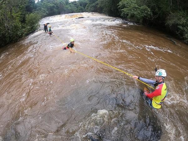 Curso Meteorologia, Águas Bravas e Resgate Aquático para Rios