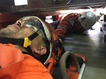 Curso Resgate em Altura e Espaço Confinado - Nível Industrial e Operacional