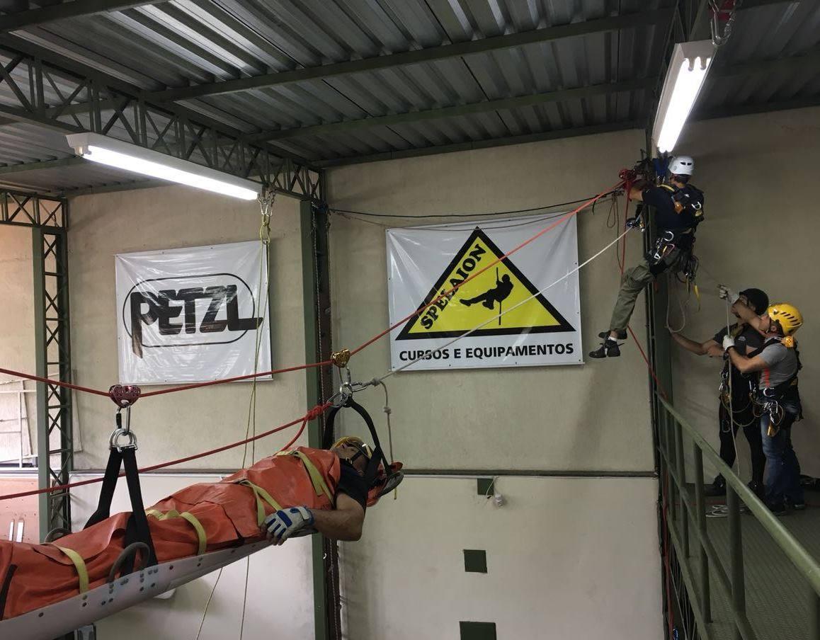 Curso Resgate Vertical de Alto Nível - Nível Coordenador - 20/04/21 a 23/04/21