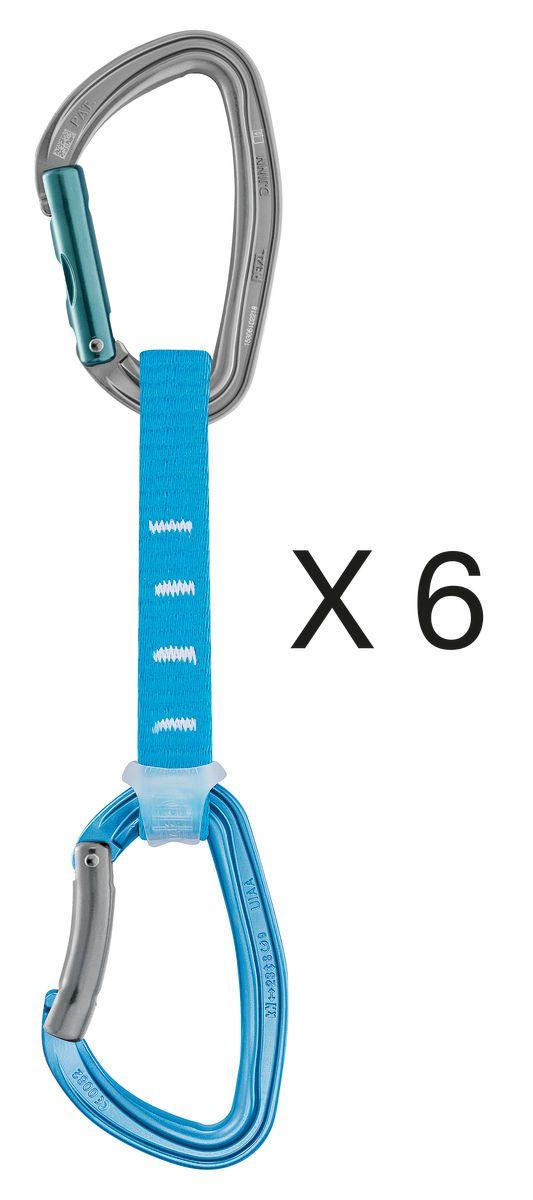 Djinn Axess - Costura Resistente 12 cm (Pacote 6 unidades) Petzl