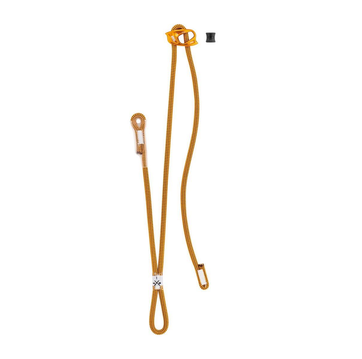 Dual Connect Adjust - Longe Duplo Ajustável Petzl