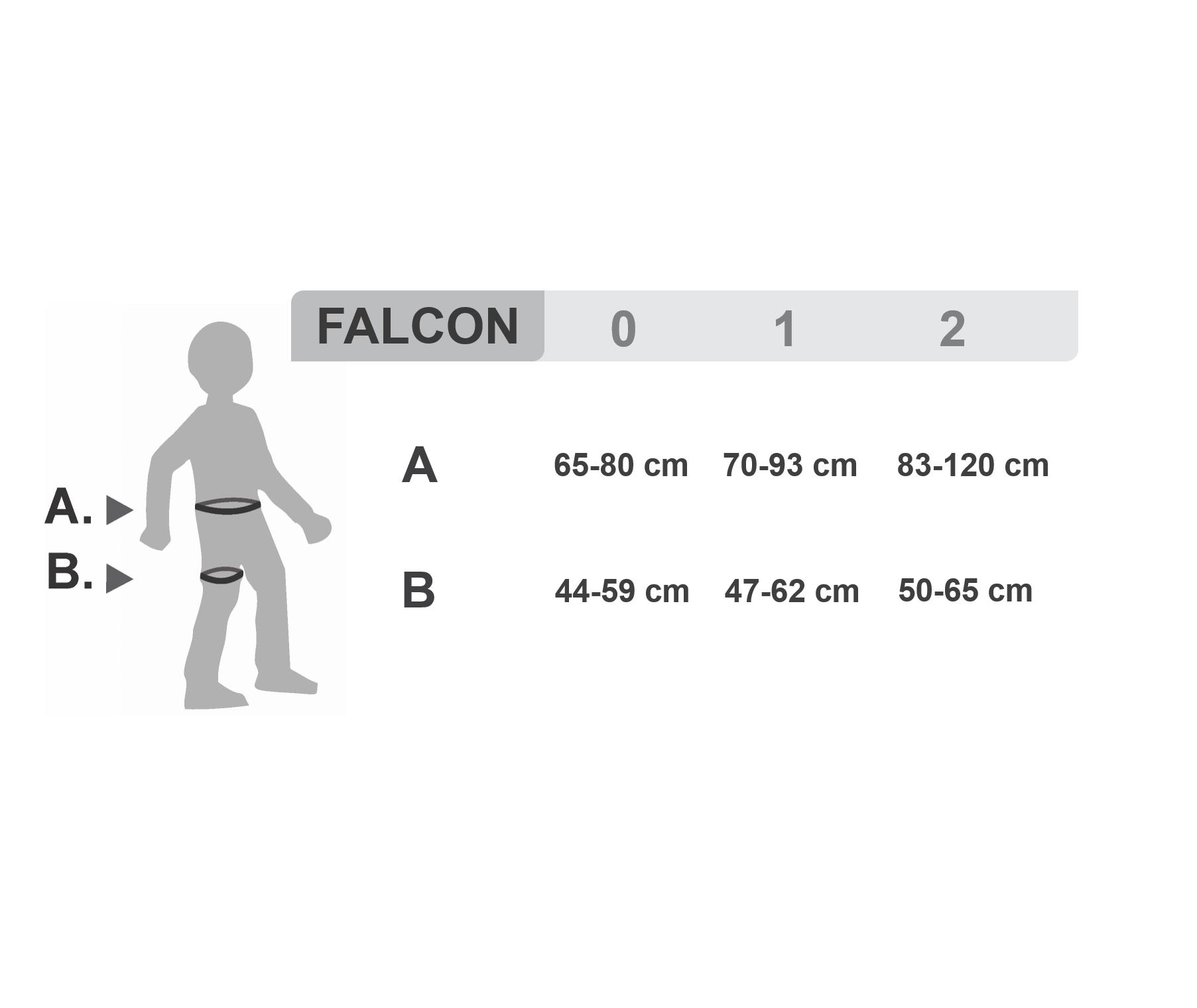Falcon - Cadeirinha para Resgate Petzl