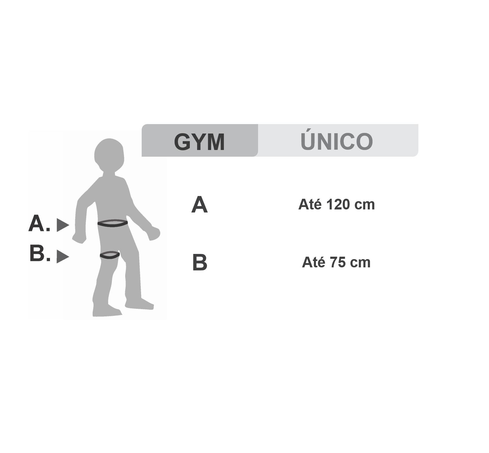 Gym - Cadeirinha para Escalada e Canyoning Tamanho Único Petzl